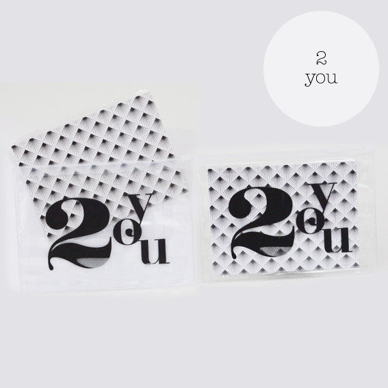 Zip & pattern cards