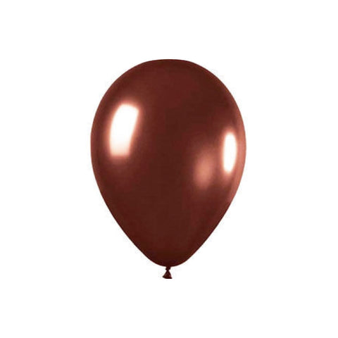 Chocolate balloons