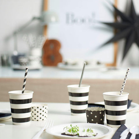 Mini party box - black & White
