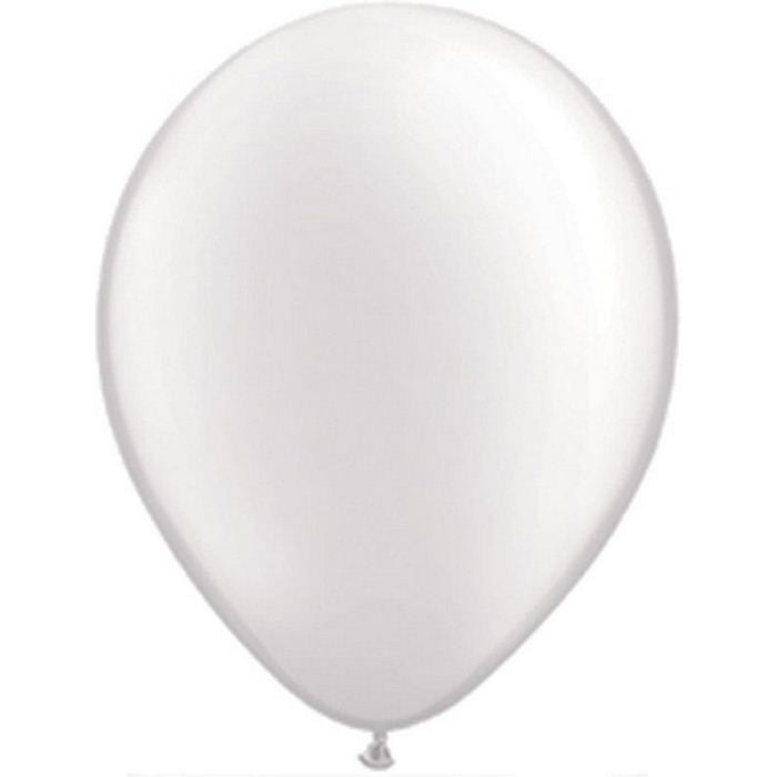 Balloon pearl white
