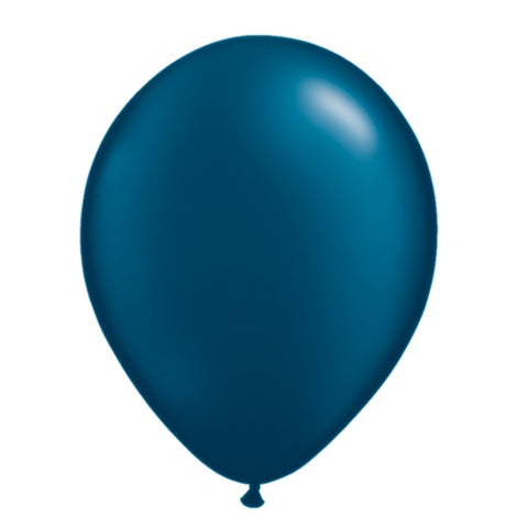 Balloon midnight blue