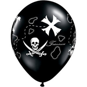 Balloons pirate