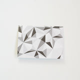 3D triangles card