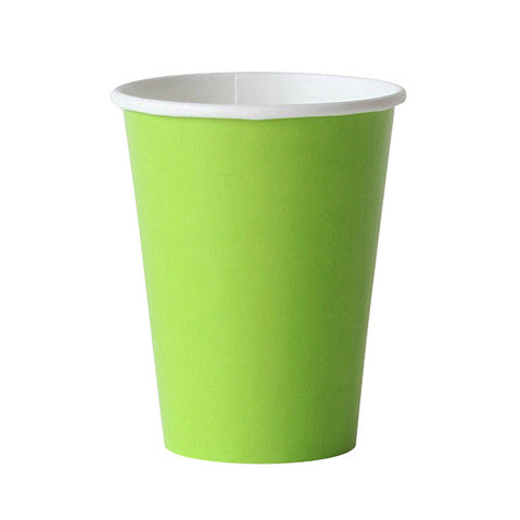 Light green cups