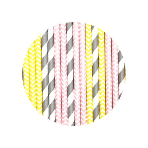 Indian Summer straws