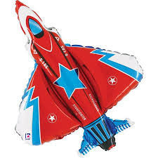 Super Fighter Jet Plane Balloon