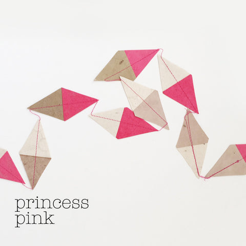 Garland kite multi princess pink