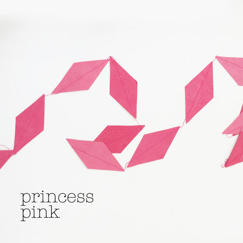 Garland kite princess pink