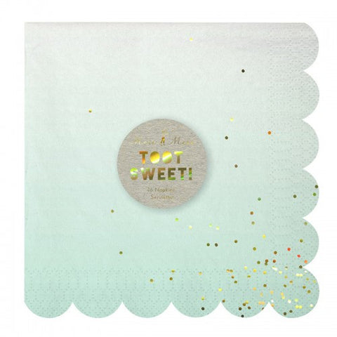 Pastel napkins (small)