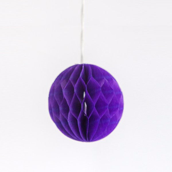Honeycomb 5cm purple