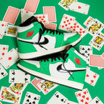 The Air Jordan 1 High Retro Lucky Green (W) - A special shoe with a special story