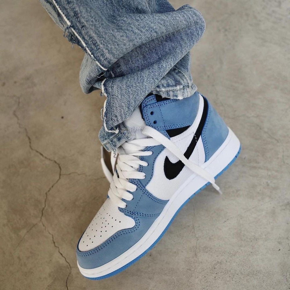"The Air Jordan 1 High ""University Blue"""