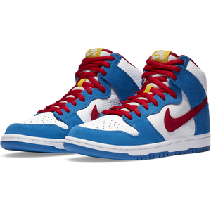 The Nike SB Dunk High Doraemon