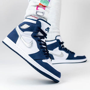 The Air Jordan 1 High CO.JP Midnight Navy