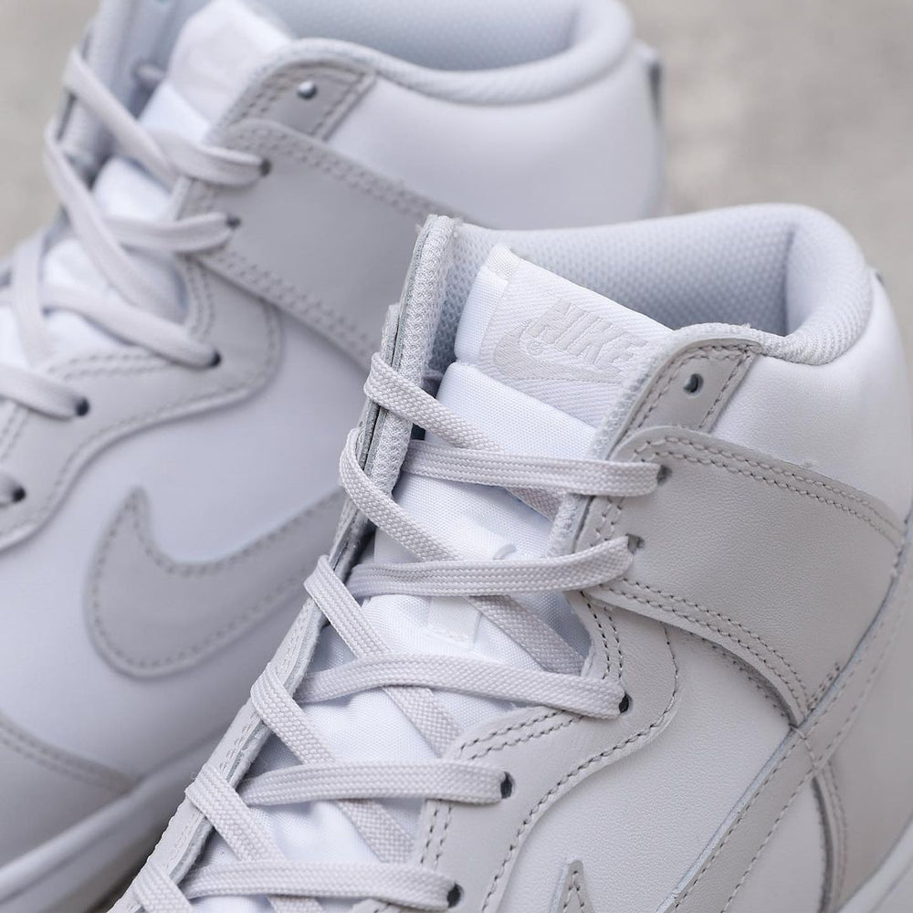 The Nike Dunk High Vast Grey