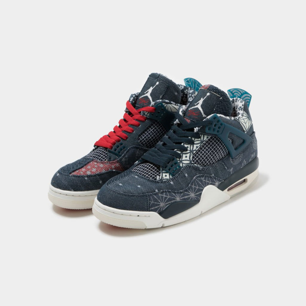 The Air Jordan 4  Retro SE Sashiko