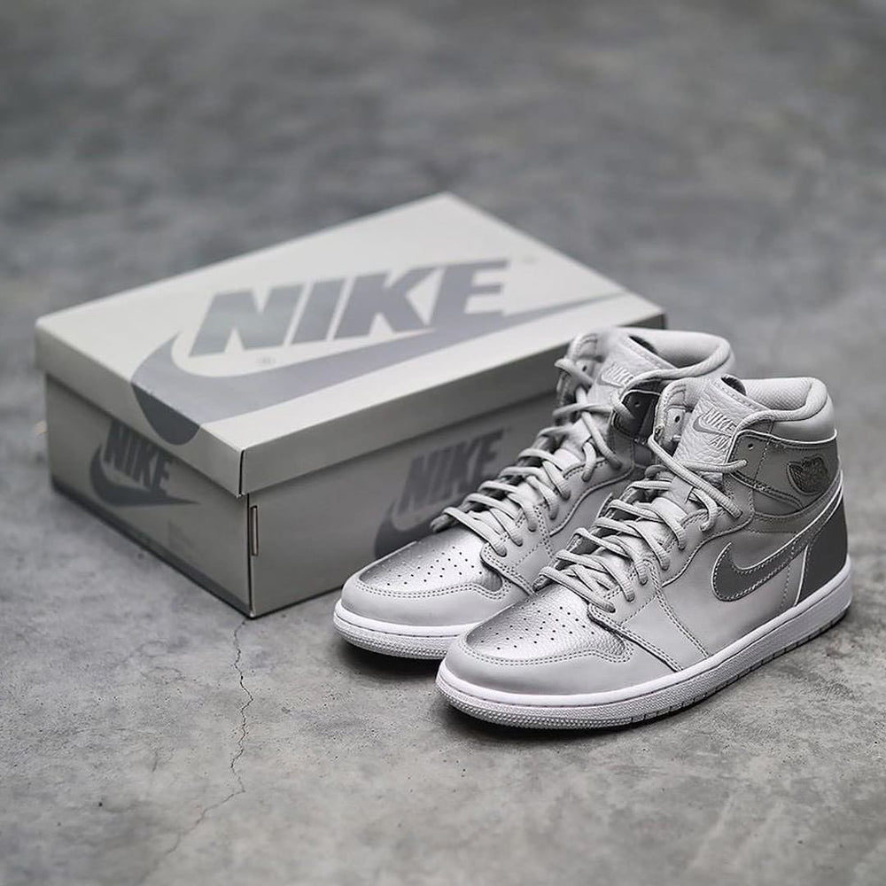 The Air Jordan 1 Retro High Japan Neutral Grey