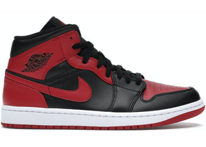 Load image into Gallery viewer, Air Jordan 1 Mid Banned (2020)