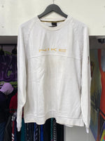 Vintage Nike Spell Out Sweatshirt XL