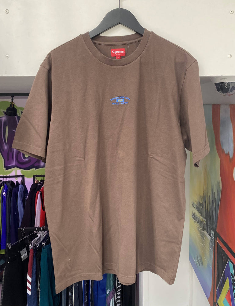 Load image into Gallery viewer, Supreme World Famous Top Brown Large
