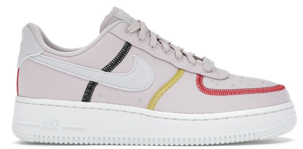 Nike Air Force 1 LX Siltstone Red