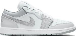 Jordan 1 Low Smoke Grey Elephant