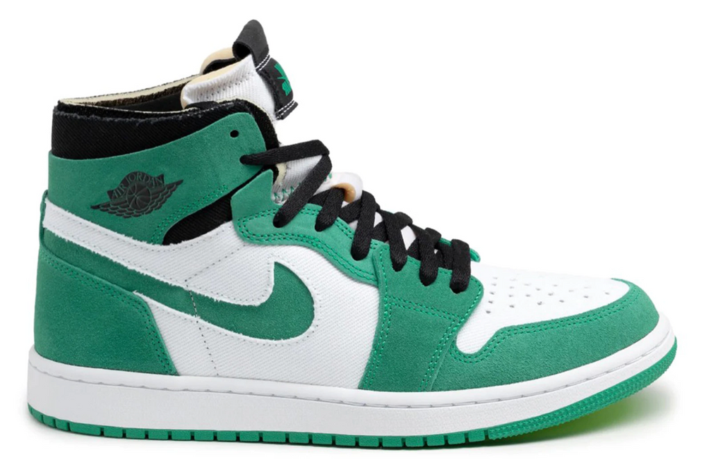 Air Jordan 1 High Zoom Stadium Green