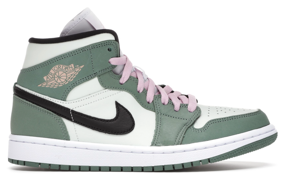 Air Jordan 1 Mid Dutch Green