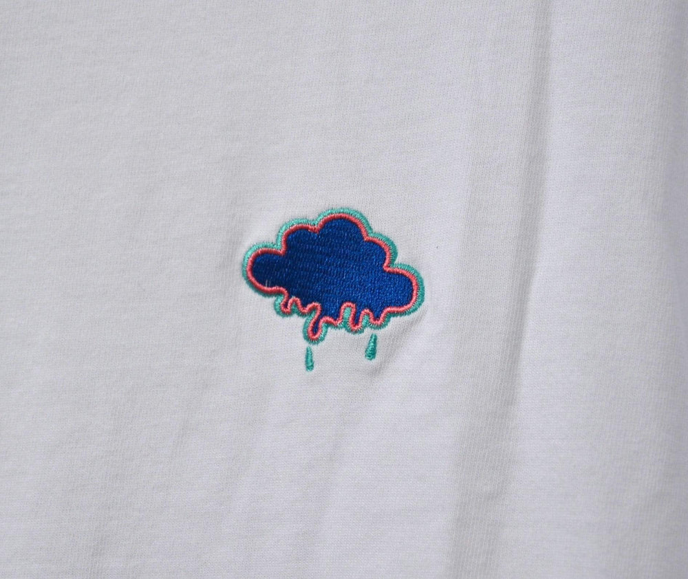 Blurry Images T-shirt Blurry Images x Seedling of the arts White T-Shirt