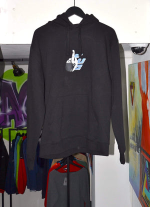 Load image into Gallery viewer, FUC Hoodie Fuc You Hoodie Black