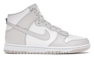Nike Dunk High Retro White Vast Grey