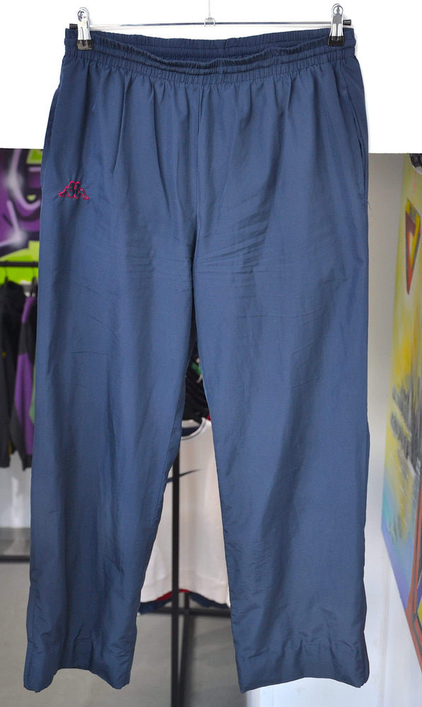Load image into Gallery viewer, Kappa Pants Large Kappa Navy Track Pants