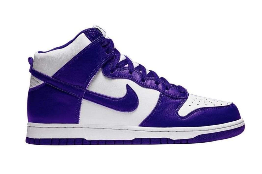Nike SB Dunk Shoes Nike SB Dunk High 'Varsity Purple' (W)