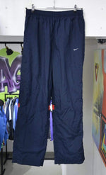 Nike Pants Vintage Nike Track Pants Navy/Red XL