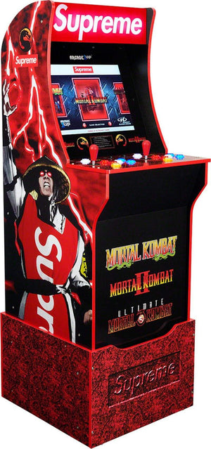 Supreme Accessories Supreme Mortal Kombat 1UP Arcade Cabinet