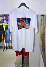 Supreme T-shirt Supreme Yohji Yamamoto Game Over T-Shirt White