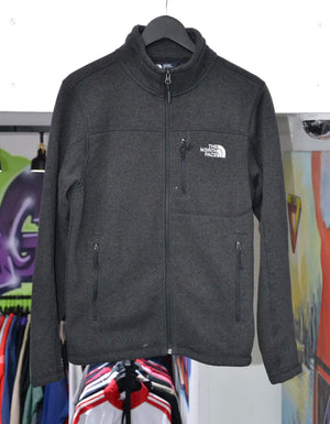 The North Face Fleece Vintage The North Face Fleece Gray Small