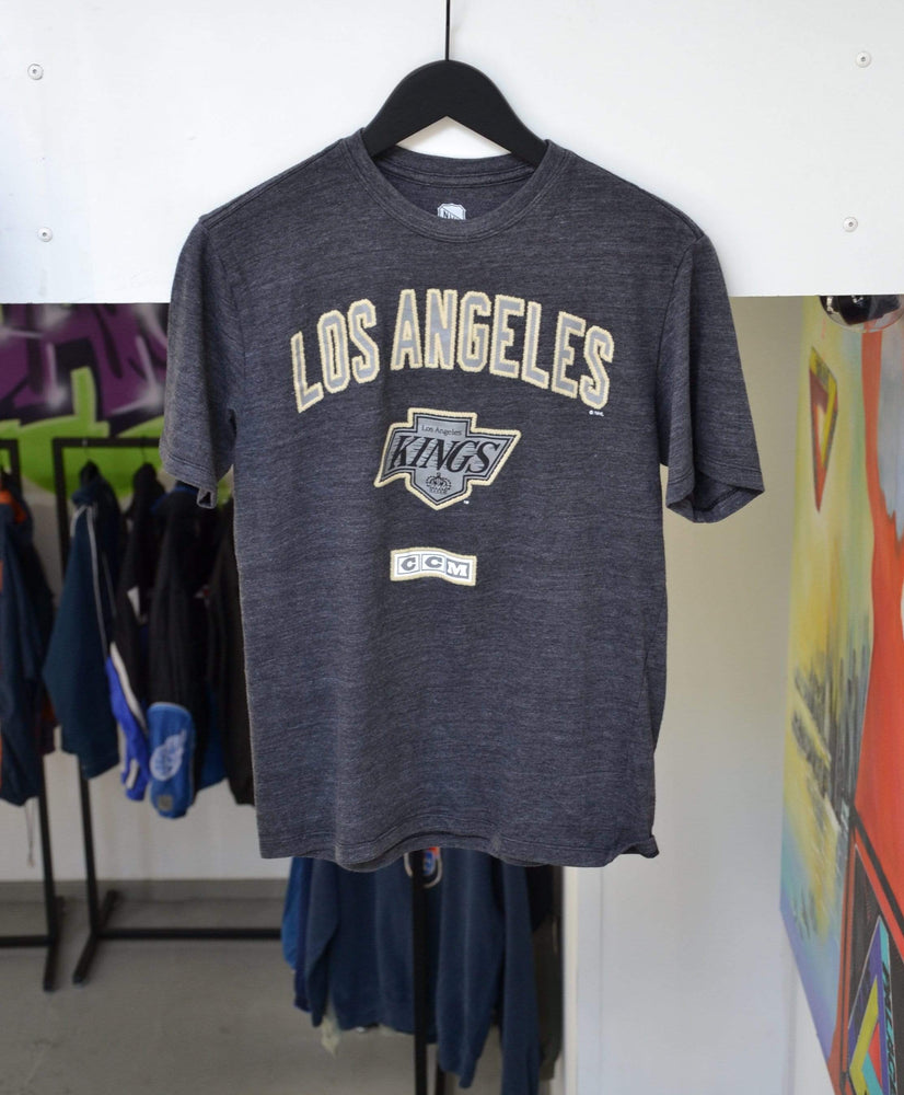 Vintage T-shirt Extra Small Vintage NHL Los Angeles Kings Grey T-Shirt