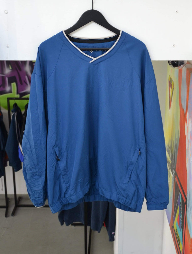 Load image into Gallery viewer, Vintage Pullover Extra Large Vintage Nike Golf Blue Pull-Over