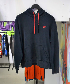 Load image into Gallery viewer, Vintage Hoodie Extra Large Vintage Nike Red Detail Hoodie