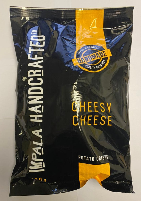 Potato Crisps Cheesy Cheese - 160g