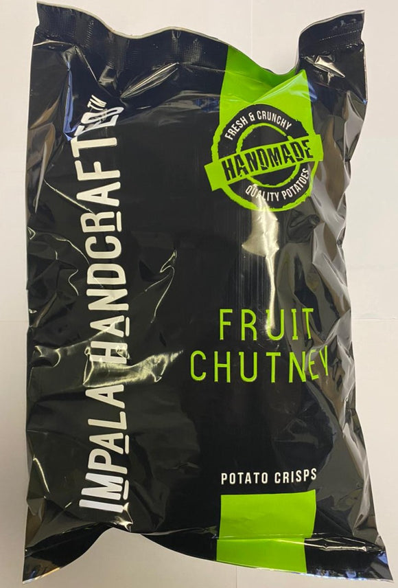 Potato Crisps Fruit Chutney - 160g