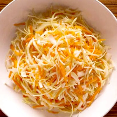 Coleslaw mix 300g - NO dressing