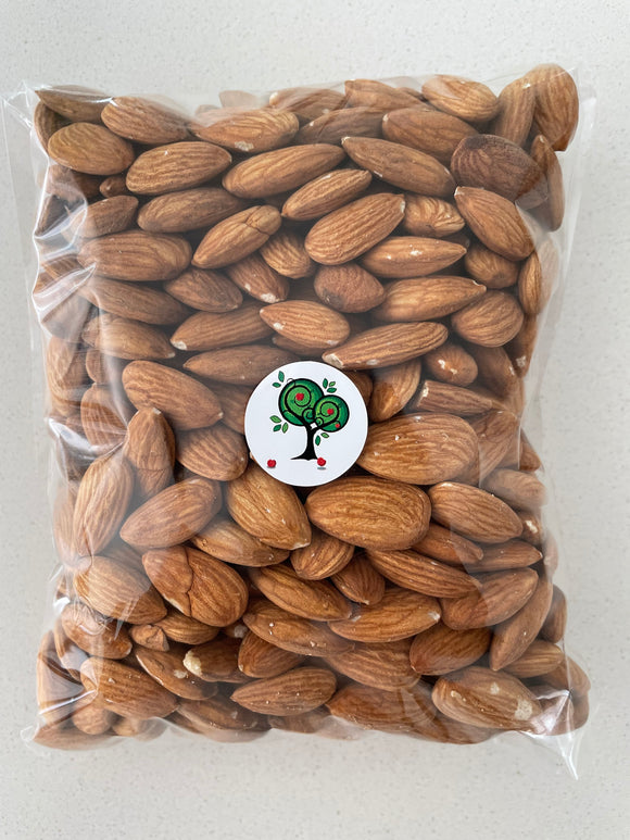 Almonds Raw 500g