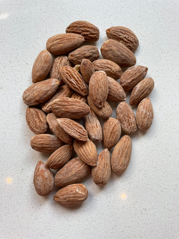 Almonds Roasted & Salted 100g