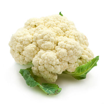 Cauliflower punnet
