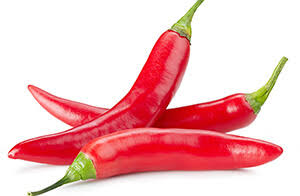 Chillies Red 100g punnet