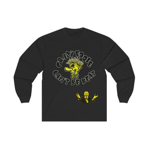 Crazy Eddie Jersey Long Sleeve Tee
