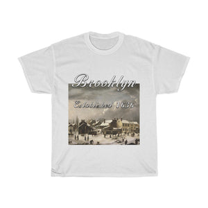 "Brooklyn Est. 1636 (Francis Guy ""Winter Scene"") T-Shirt"
