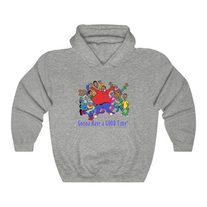 Fat Albert Fleece Pullover Hoodie
